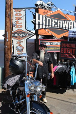 Cave Creek Bike Week - 2018
