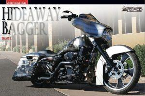 American Bagger: Hideaway Bagger - Bike Shot Am. Bagger