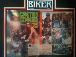 Biker - August 2010: Cactus Cooler - The Hideaway Celebrates 11 Years of Cookin'