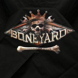 The Hideaway Grill: Boneyard Bandanna