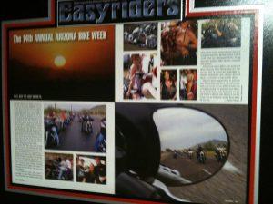 Easy Riders - 14 Annual Arizona Bike Week