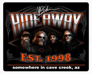 The Hideaway Grill - Somewhere in Cave Creek, Arizona