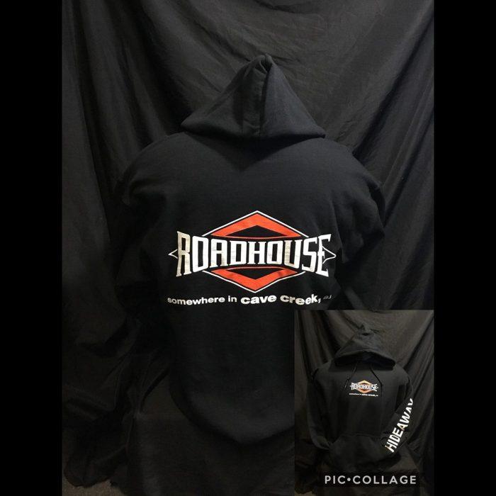 Roadhouse: Men's Pullover Hoodie - Black