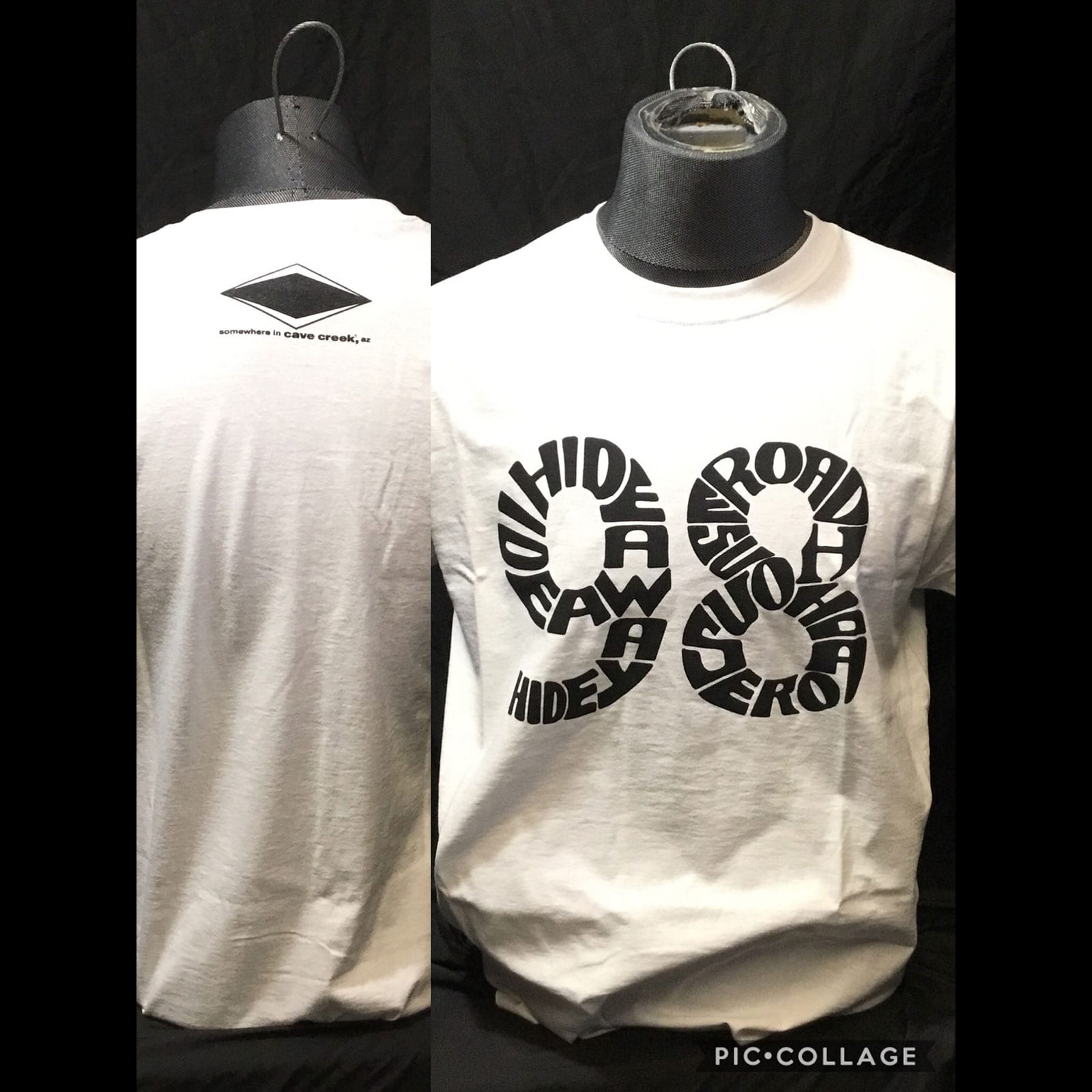 Hideaway: Men's 98 Short Sleeve Shirt - White