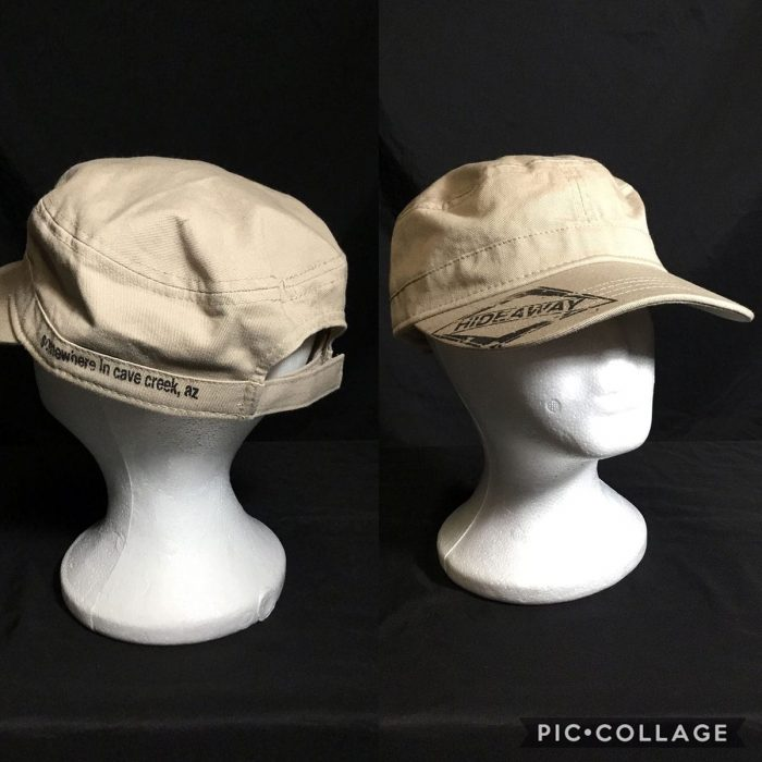 The Hideaway Grill - Cave Creek: Women's Soft Hat