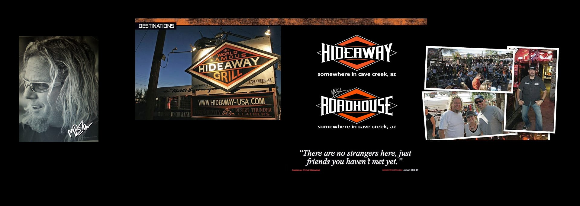 The Hideaway Grill - Somewhere near Cave Creek AZ